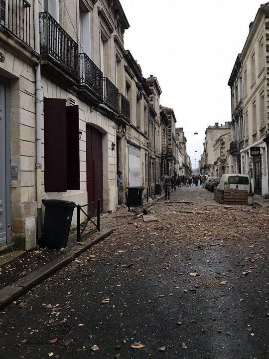 انفجار در جنوب فرانسه (