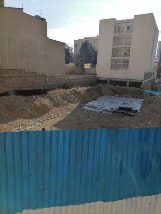 شناسایی گودهای پرخطر در منطقه 3 تهران