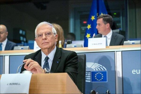 اتحادیه اروپا از احتمال وضع تحریم های بیشتر علیه روسیه اطلاع داد