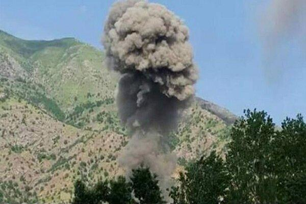 جنگنده های اف 16 ترکیه شمال عراق را مجددا بمباران کردند