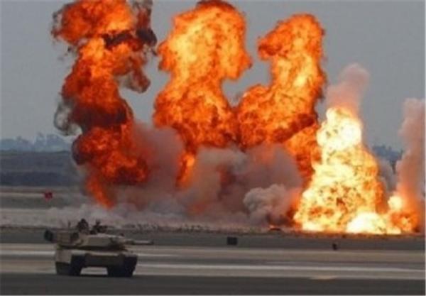 انفجار خودرو بمبگذاری شده در شهر الباب در شمال شرق حلب