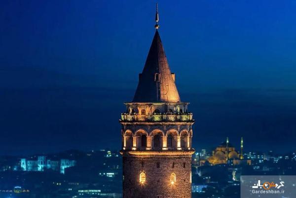 برج گالاتای استانبول چگونه ساخته و کامل شد؟