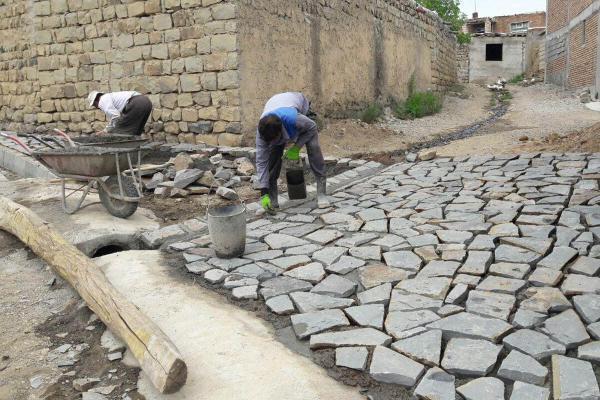 خبرنگاران 17 میلیارد تومان طرح عمران روستایی در بخش کاکاوند دلفان اجرا شد