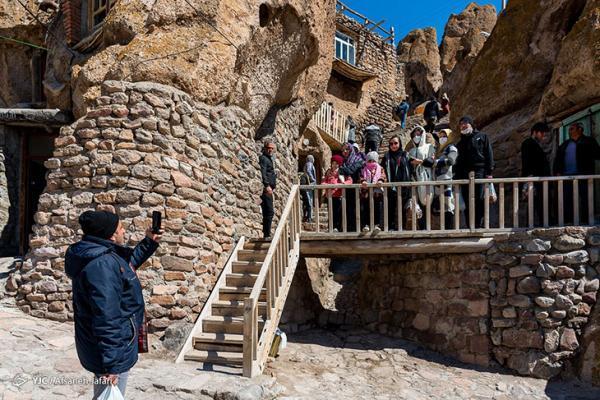 مسافران نوروزی کندوان، تصاویر