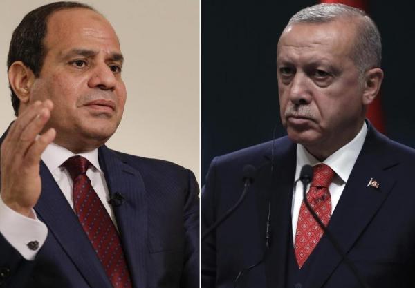 مصر مذاکره برای عادی سازی روابط با ترکیه را به تعویق انداخت