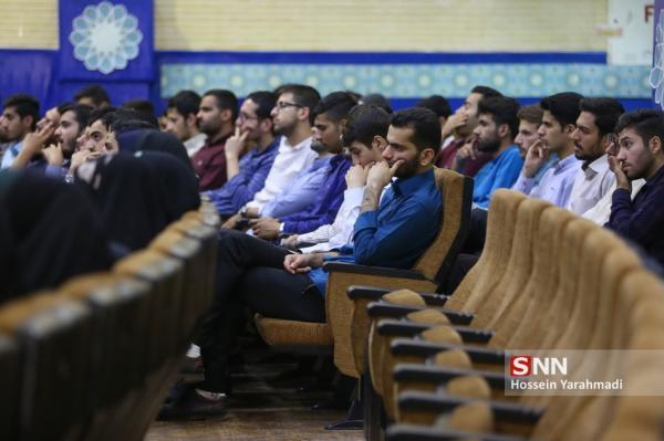 نشست جریان شناسی سیاسی از سوی جامعه اسلامی دانشجویان دانشگاه ارومیه برگزار می گردد
