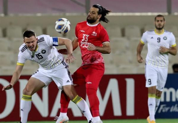 عباس زاده بهترین بازیکن هفته لیگ قهرمانان آسیا شد