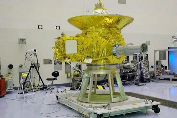رکوردشکنی تازه فضاپیمای افق های نو در فاصله دریافت از زمین