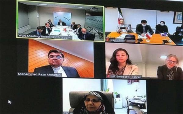 دور نخست گفت وگوهای حقوق بشری ایران و نیوزلند برگزار گردید