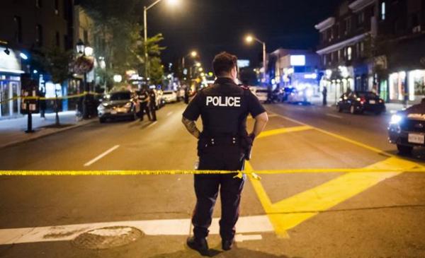 تیراندازی در تورنتو یک کشته و 4 زخمی بر جا گذاشت
