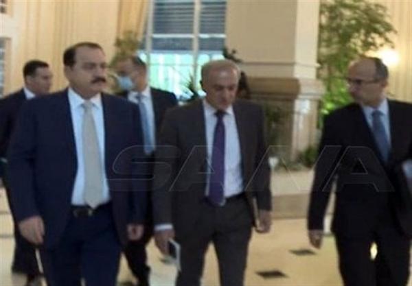 ورود نمایندگان دولت سوریه و روسیه به نور سلطان برای شرکت در نشست آستانه