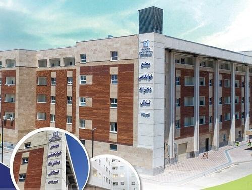 افتتاح بزرگترین مجتمع خوابگاهی کشور در دانشگاه علوم پزشکی تبریز