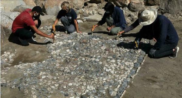 تور ترکیه بهار: کشف جد سنگ فرش های مدیترانه ای در ترکیه